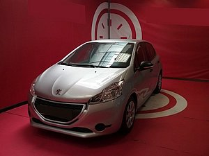 PEUGEOT 208 1.4 HDI 68BHP BUSINESS LINE