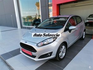 FORD FIESTA 1.25 DURATEC 60KW 82CV TREND 5P